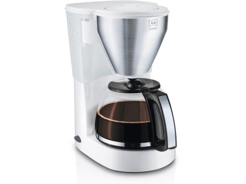 Кофеварка Melitta Easy Top SST 1050 Вт белый цена