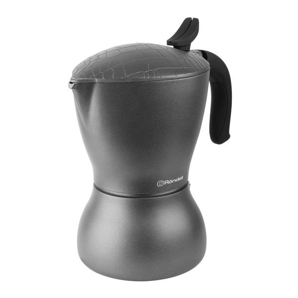 Гейзерная кофеварка Rondell RDA-1117 9 чашек Escurion цена