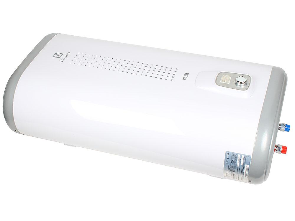 Водонагреватель накопительный Electrolux EWH 50 Royal 50л, 2 кВт., плоский, белый цена и фото
