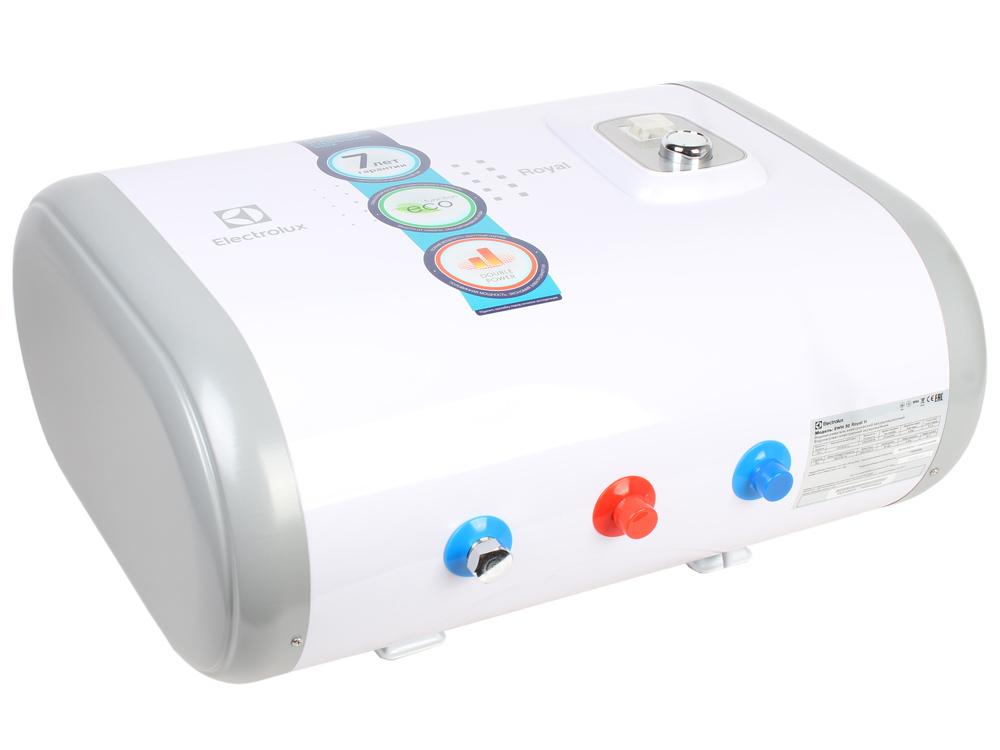 Водонагреватель накопительный Electrolux EWH 30 Royal H белый 2000 Вт, 30 л цена и фото