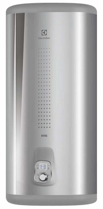 все цены на Водонагреватель накопительный Electrolux EWH 80 Royal Silver 80л 2кВт, плоский, механическое упр. онлайн
