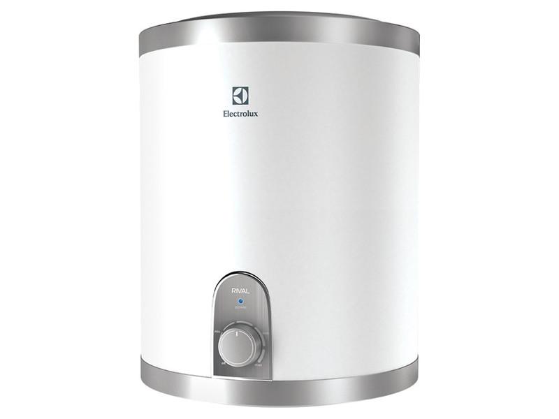 все цены на Водонагреватель накопительный Electrolux EWH 10 Rival U 10л 1.5кВт серебристый онлайн