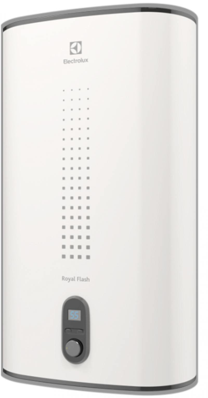 Водонагреватель накопительный Electrolux EWH 50 Royal Flash 50л 2кВт белый электрический накопительный водонагреватель electrolux ewh 80 royal flash