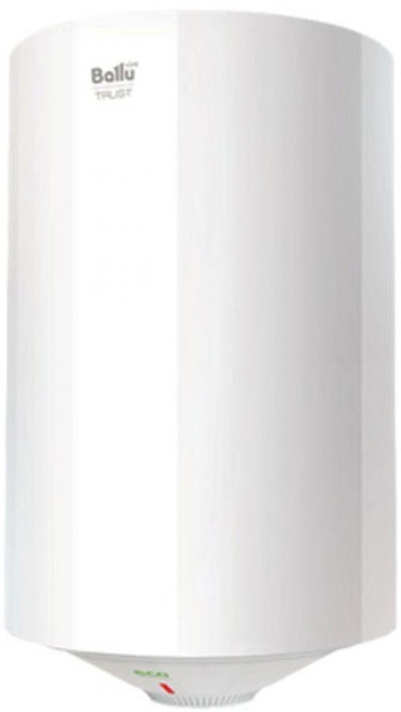 лучшая цена Водонагреватель накопительный Ballu BWH/S 80 Trust, 80 л., 1,5 кВт., белый