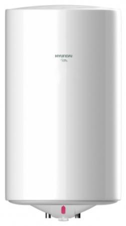 Водонагреватель накопительный HYUNDAI H-SWE5-50V-UI402 Utta, 50 л., 1.5 кВт., эмаль, термоограничитель и термостат, белый тепловентилятор hyundai h fh1 20 ui9102 2000 вт вентилятор термостат белый