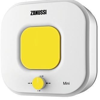 Водонагреватель накопительный Zanussi ZWH/S 15 Mini O (Yellow) 2500 Вт 15 л цена и фото