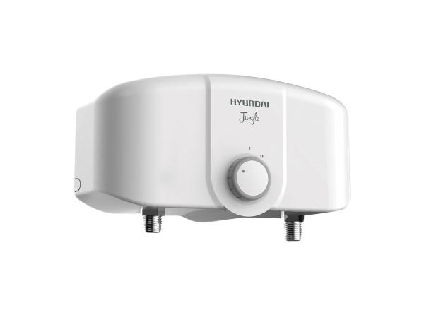 Водонагреватель проточный Hyundai H-IWR2-3P-UI072/CS 3500 Вт водонагреватель проточный polaris orion 3 5 s 3500 вт