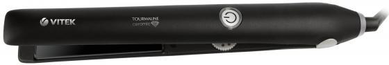 Щипцы Vitek VT-8404 (BK) утюжок, 35 Вт, черный щипцы для завивки vitek vt 2508 bk
