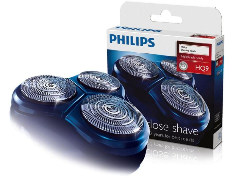 Бритвенная головка Philips HQ9/50 распиновка philips