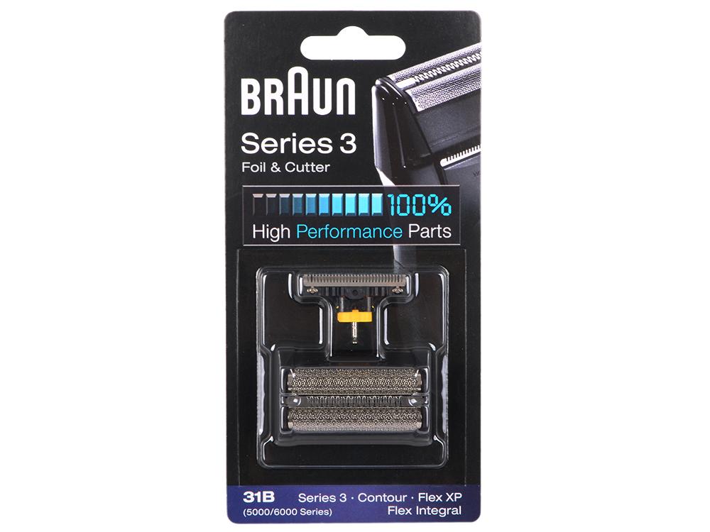 Сетка и режущий блок Braun Series3 31B 81387938