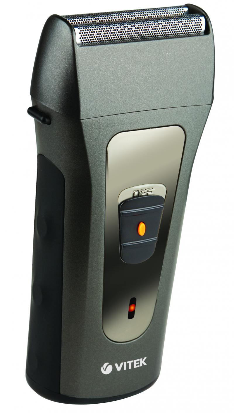 лучшая цена Электробритва Vitek VT-8264(GY) серый
