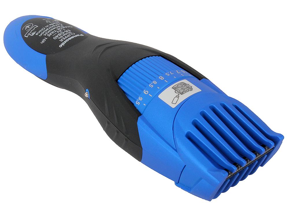 все цены на Машинка для стрижки Panasonic ER-GB40-A520, аккум. на 50 мин, триммер д/бороды и усов, вес 150г,