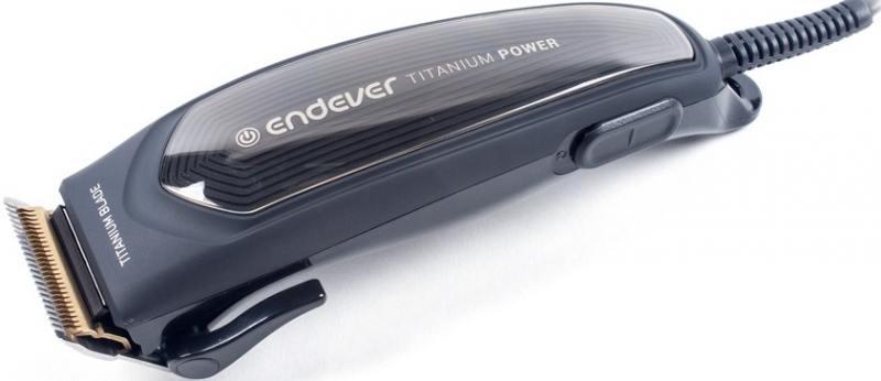 Машинка для стрижки волос ENDEVER Sven 970 чёрный bilbao bbk live pass marketplace