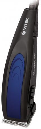 Машинка для стрижки Vitek VT-2576 чёрный машинка для стрижки волос vitek vt 2517 bw