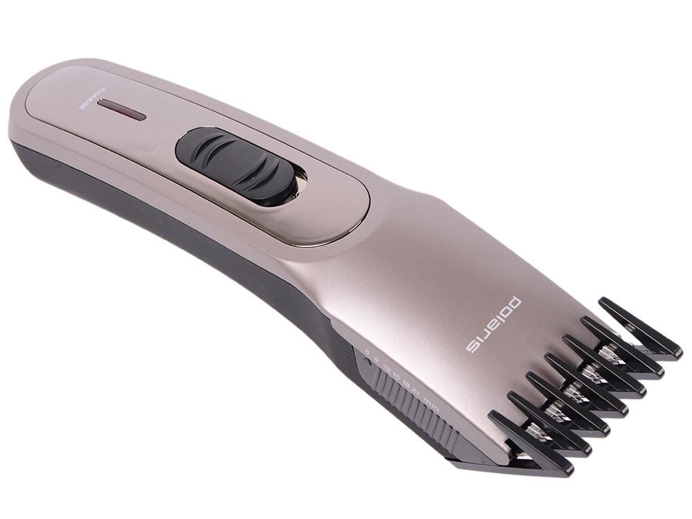 Машинка для стрижки волос Polaris PHC 0301R графит машинка для стрижки polaris phc 0954