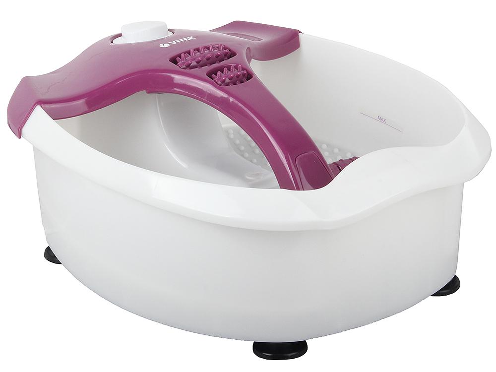 Массажер VITEK VT-1799(VT) (3 режима, вибрация, пузырьковый массаж, инфракрасный прогрев) цена