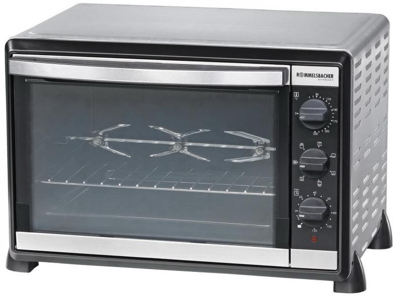 все цены на Мини печь Rommelsbacher BG 1805/E онлайн