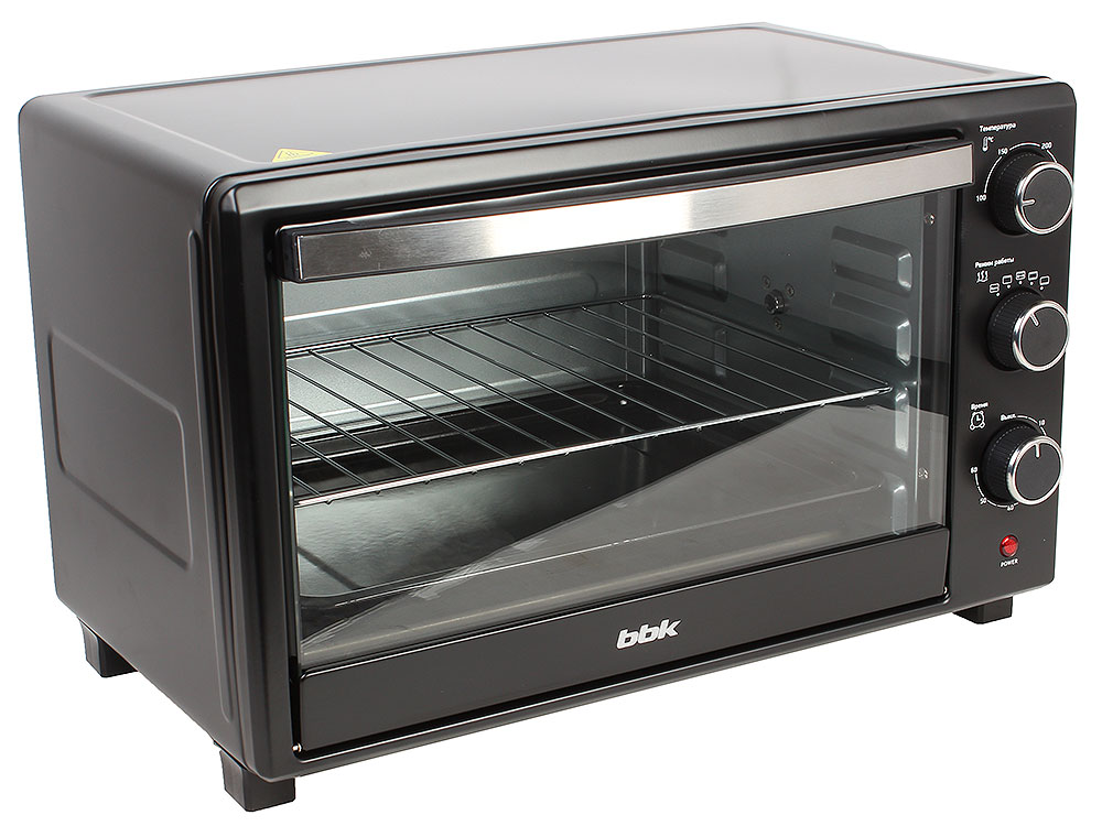 все цены на Мини-печь BBK OE3070M черный онлайн