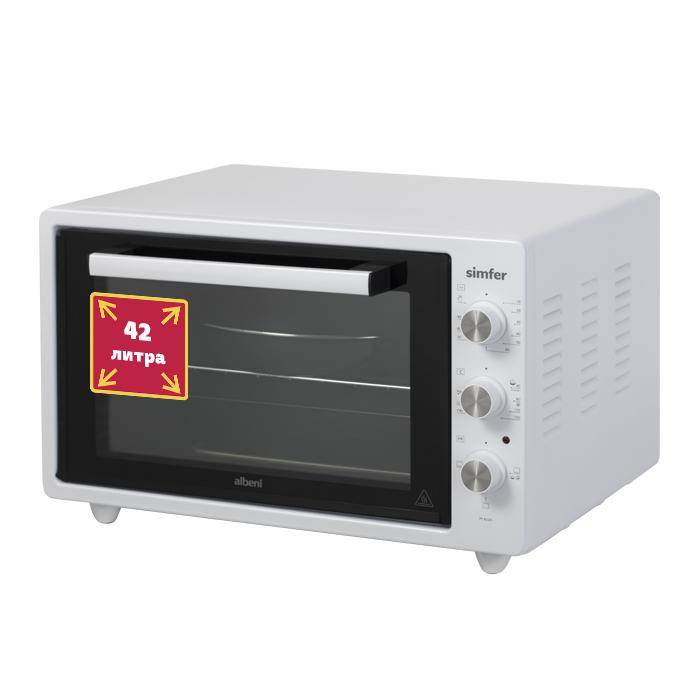 Мини печь Simfer M4220 simfer simfer h60v31o511