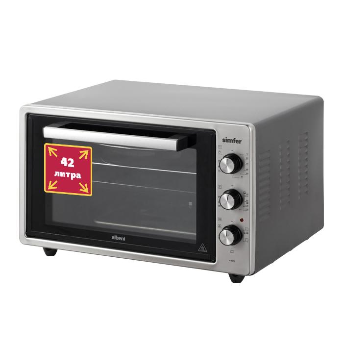 Мини печь Simfer M4270 simfer b6eo79001