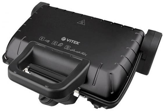 все цены на Электрогриль Vitek VT-2632(BK) черный 2000 Вт, 260°C онлайн