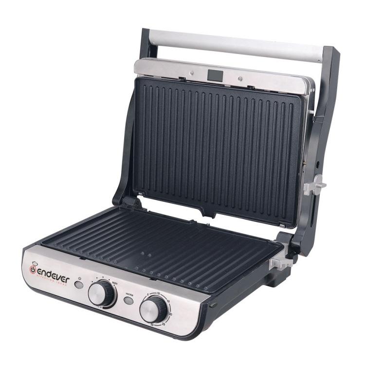 Электрогриль ENDEVER Grillmaster 250 электрогриль endever grillmaster 230