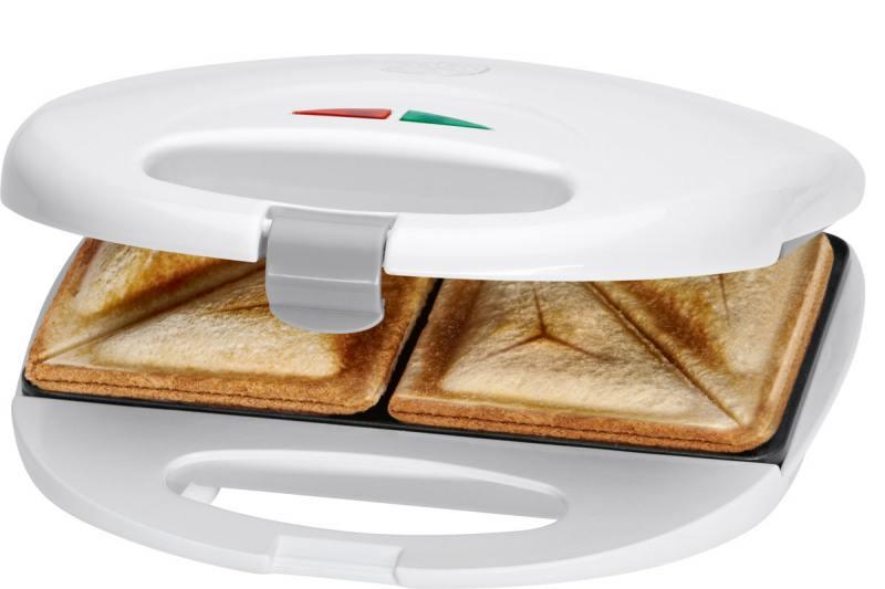 Сэндвичница Clatronic ST 3477 белый