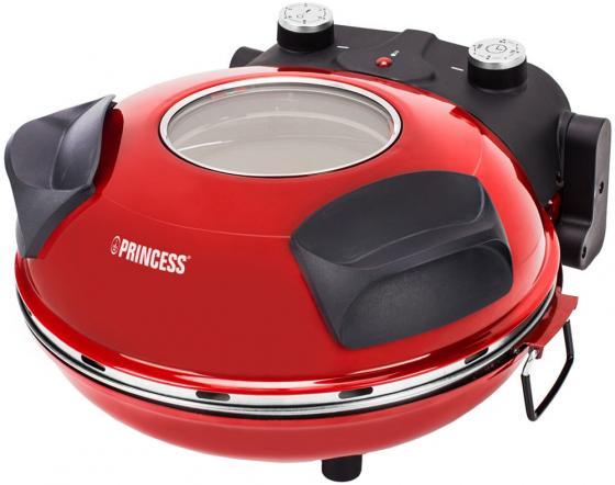 Пицца мейкер Princess 115003 красный 1200 Вт
