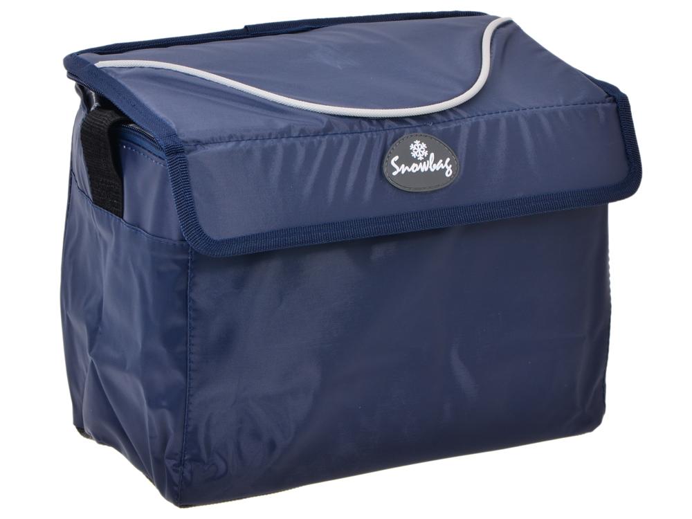 Сумка изотермическая Camping World Snowbag 10 л (цвет тёмно-синий) недорго, оригинальная цена