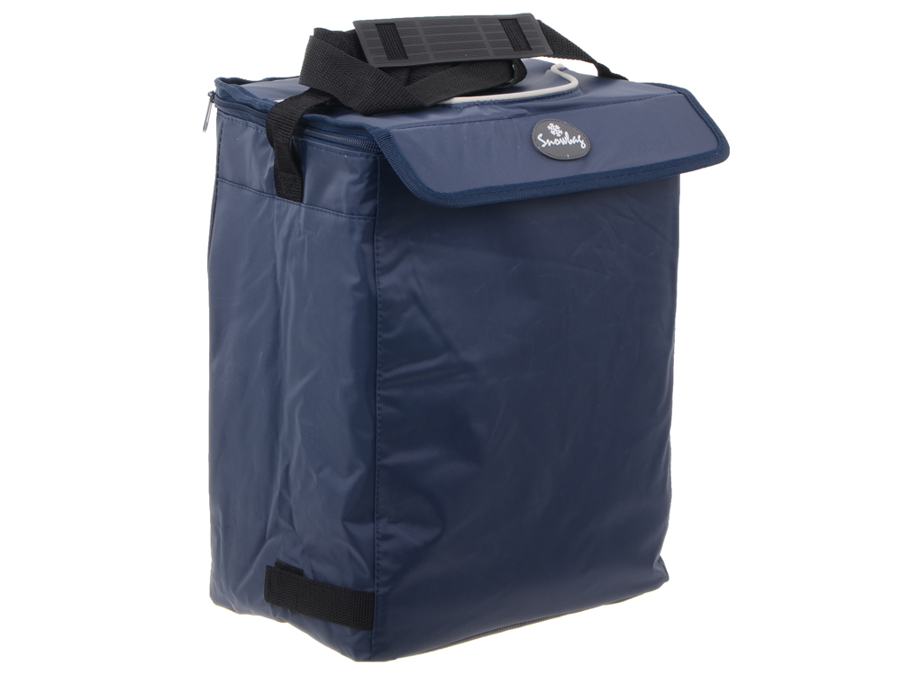 Сумка изотермическая Camping World Snowbag 20 л (цвет тёмно-синий) недорго, оригинальная цена
