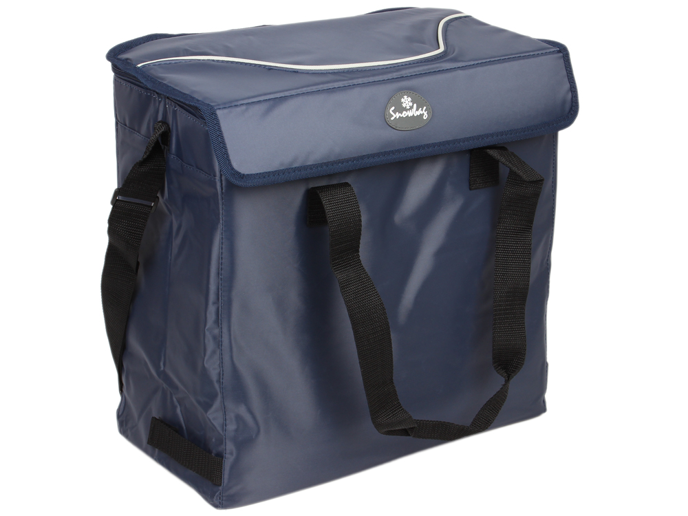 Сумка изотермическая Camping World Snowbag 30 л (цвет тёмно-синий) недорго, оригинальная цена