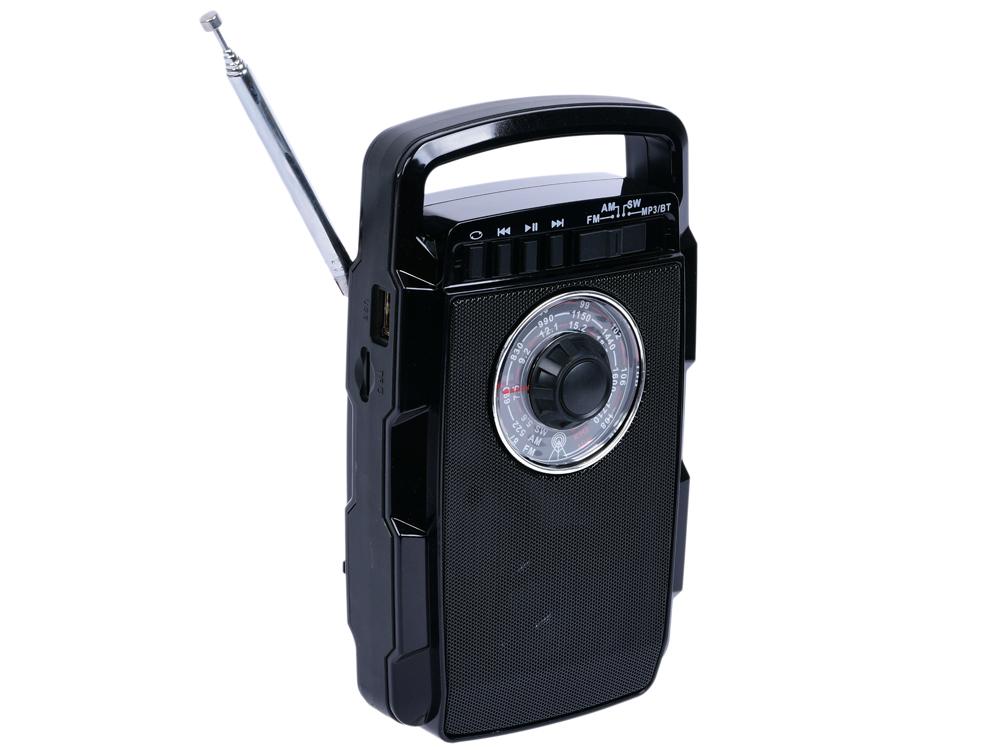 Радиоприемник MAX MR-322 Черный