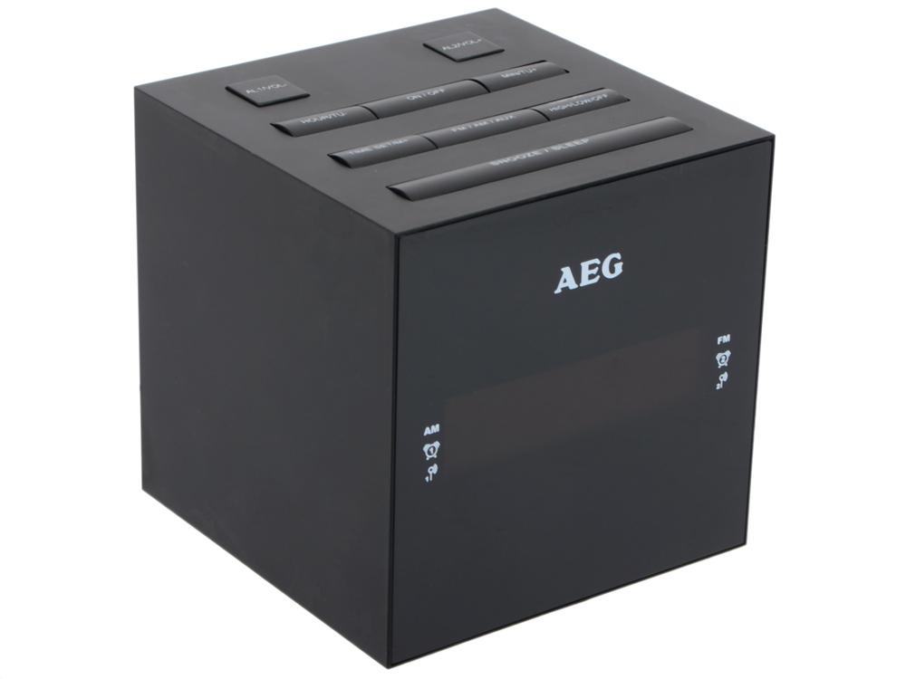 Картинка для Часы с радиоприёмником AEG MRC 4150 чёрный