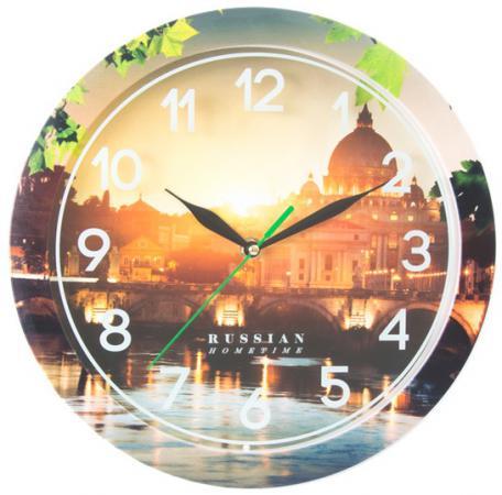Фото - Часы настенные Вега П 1-263/7-263 а п егоршин основы менеджмента учебник