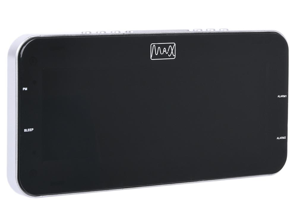 Фото - Часы с радиоприемником MAX CR-2909 Зеленый дисплей 1,8, Регулировка яркости дисплея, 2 Будильника, AM/FM радио джемпер max mara leisure max mara leisure ma196ewelxz0