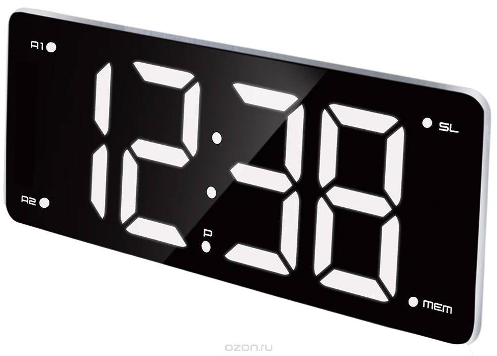 Часы с радиоприемником MAX CR-2911 Дисплей 3