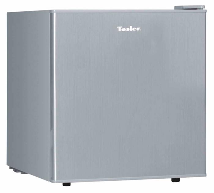 Холодильник TESLER RC-55 SILVER цена и фото
