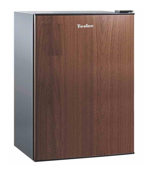Холодильник TESLER RC-73 WOOD холодильник tesler rc 55