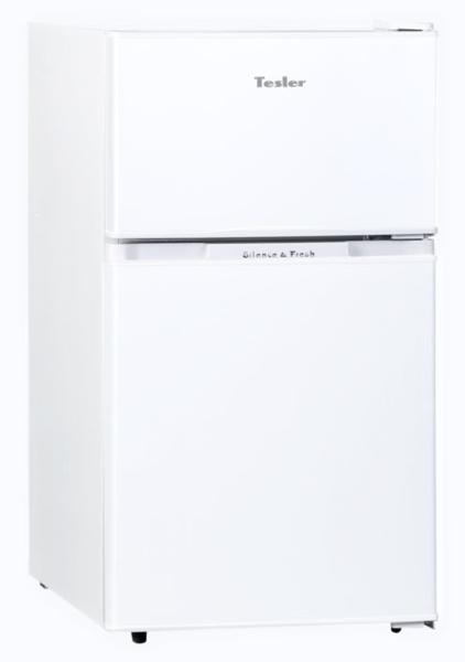 Холодильник TESLER RCT-100 White цена и фото