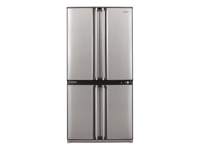 Холодильник Sharp SJ-F95STSL недорго, оригинальная цена
