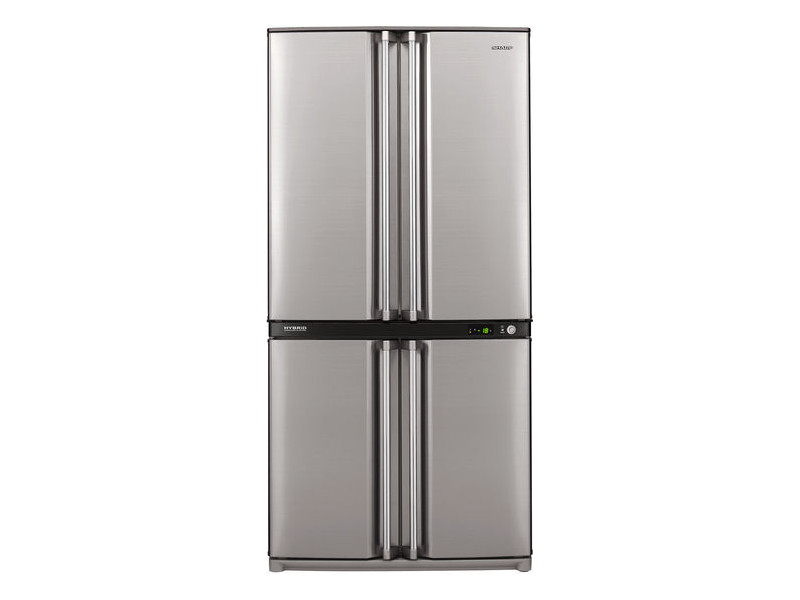 Холодильник Sharp SJ-F95STSL холодильник sharp sjxg55pmsl