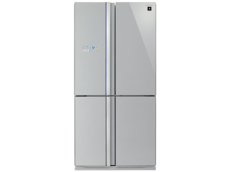 цена на Холодильник Sharp SJ-FS97VSL