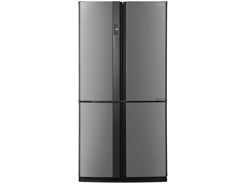 Холодильник Sharp SJ-EX98FSL холодильник sharp sjxg55pmsl
