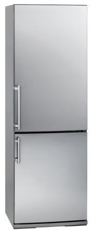Холодильник Bomann KGC 213 silver bomann gspe 786