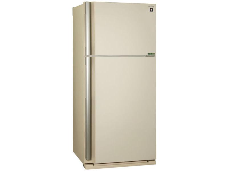 Холодильник Sharp SJ-XE55PMBE холодильник sharp sj xg60pmsl двухкамерный серебристый