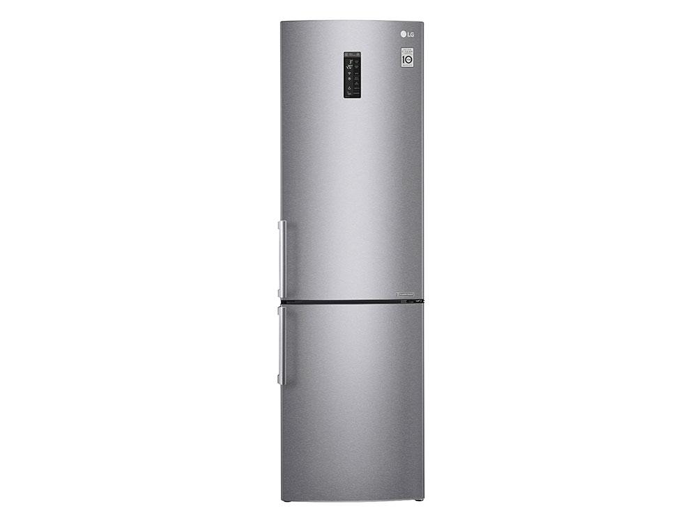 Холодильник LG GA-B499YMQZ lg lg ga b379smql