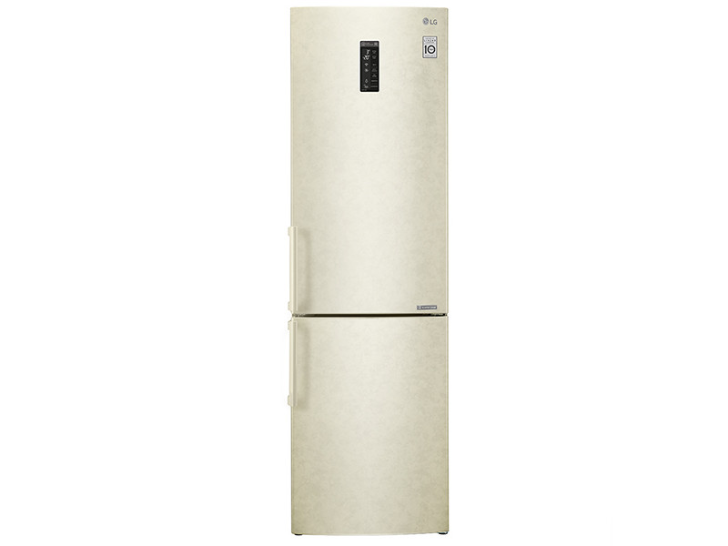 Холодильник LG GA-B499YEQZ lg lg ga b379smql