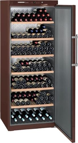 Винный шкаф LIEBHERR Wkt 6451 винный шкаф ip industrie cexp 45 nu