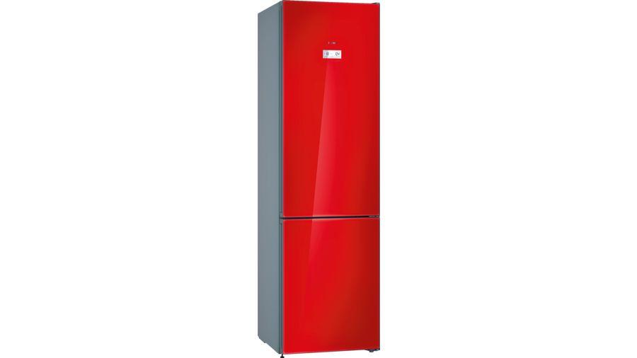 лучшая цена Холодильник BOSCH KGN39LR3AR