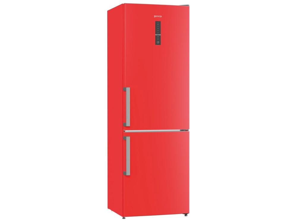 Холодильник GORENJE NRK6192MRD
